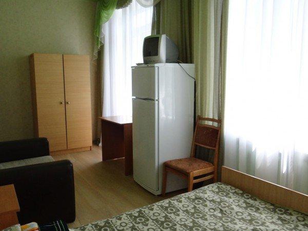 1-комнатный с 2-спальной кроватью 2 корпус