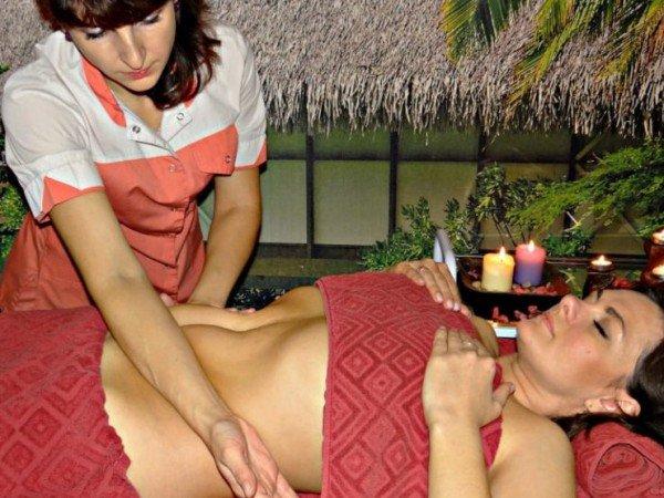 Экзотические массажи