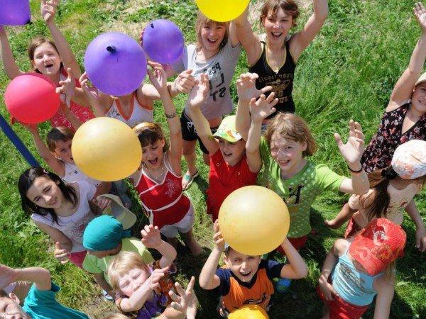 Детские развлекательные мероприятия