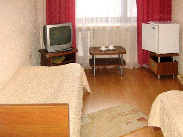 2-местный 1-комнатный TWIN