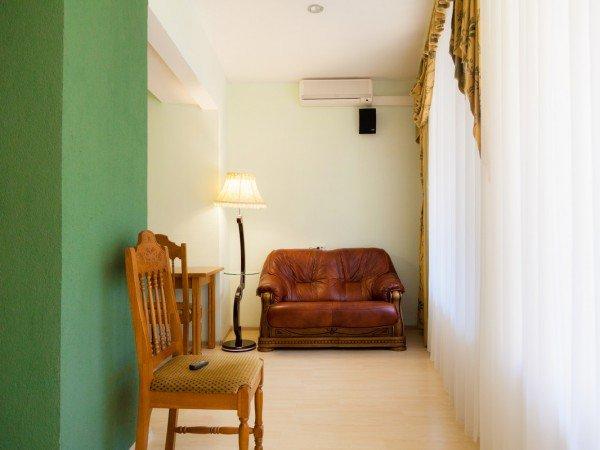2-местный 2-комнатный Апартамент