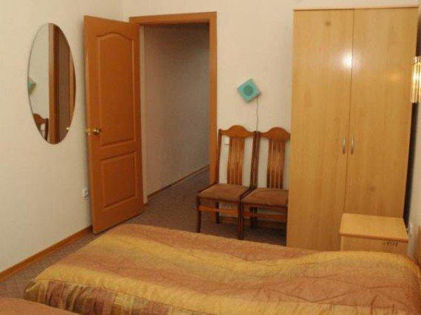 2-местный 1-комнатный корп. 1