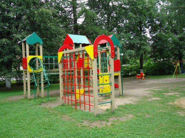 Игровые площадки
