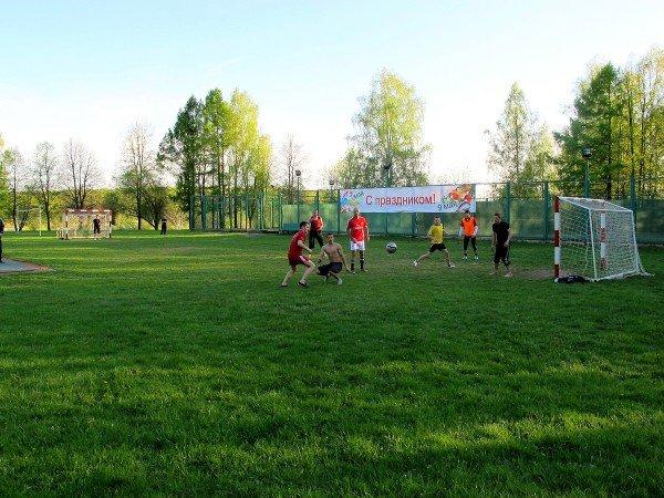 Спорт. площадки