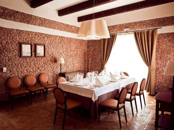 Зал ресторана «Piazzetta»