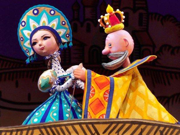Кукольный театр и шумовой оркестр