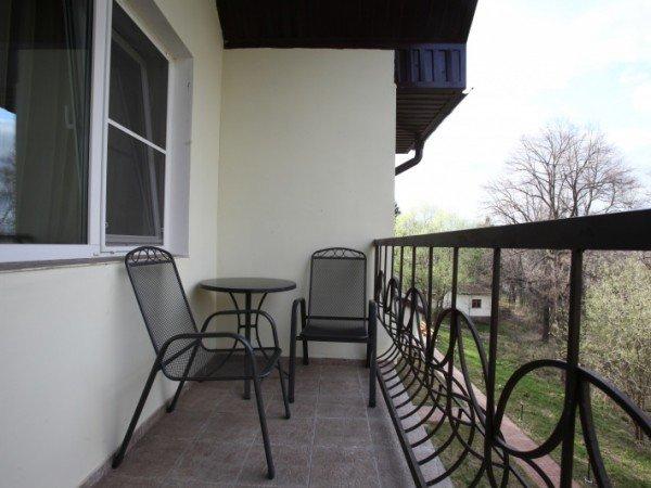 Люкс Студио с балконом