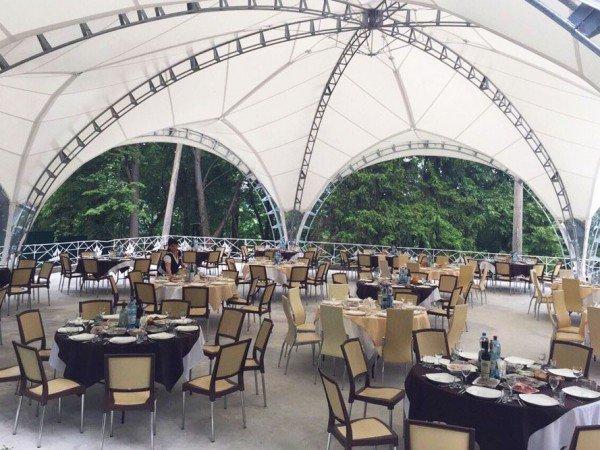 Организация мероприятий в отеле «Серебряный век»