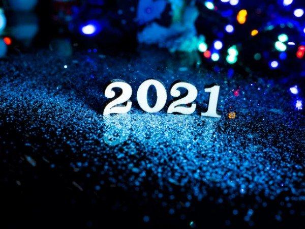 Новогодние праздники 2021!