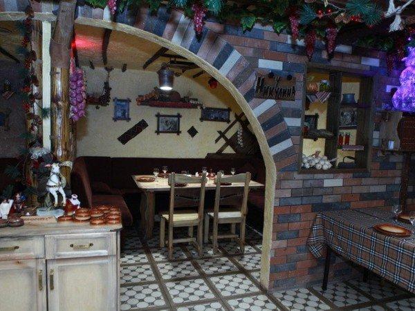 Ресторан «Кавказская пленница»
