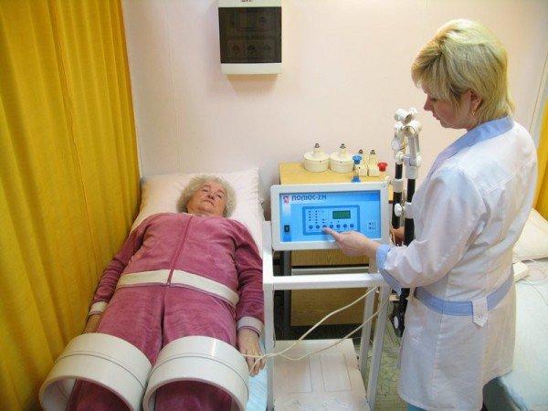Терапевтическая лазеротерапия