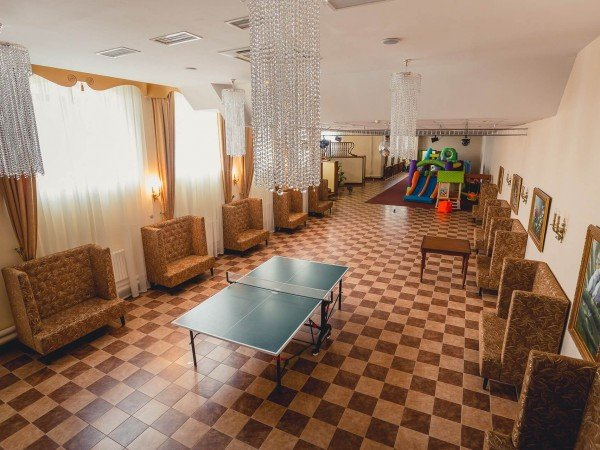 Организация мероприятий в отеле «Лесное»