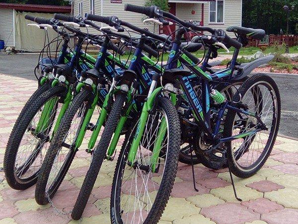 Прокат велосипеда