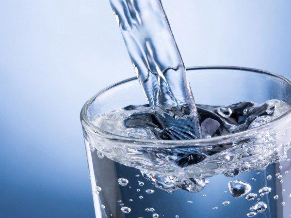 Бювет с минеральной водой