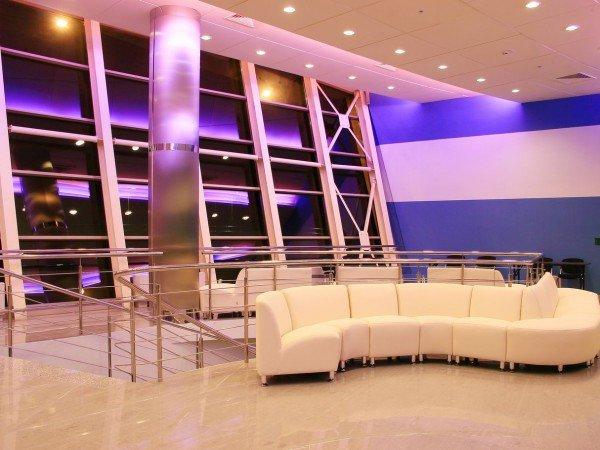 Конгресс-холл «Югорский»