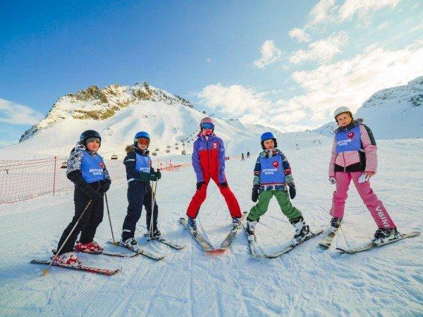 Детский горнолыжный клуб