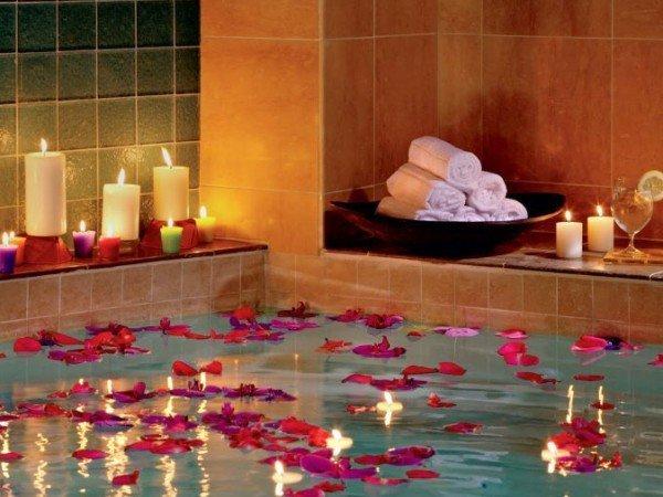 Ванна «Розовая мечта»