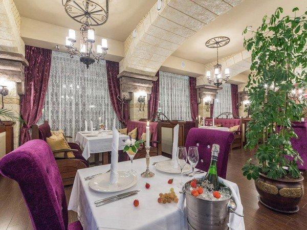 Гастрономический ресторан «Saint Michel»