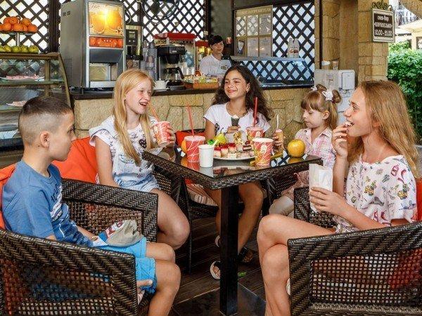 Детское кафе «Карамелька»