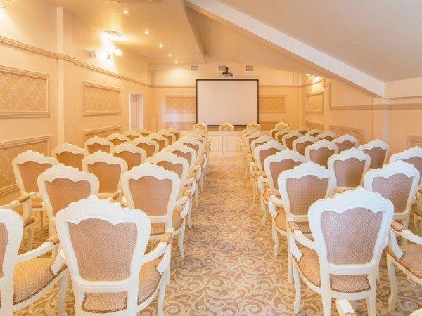 Организация мероприятий в отеле «Alean Doville»