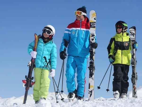 Прокат горнолыжного оборудования