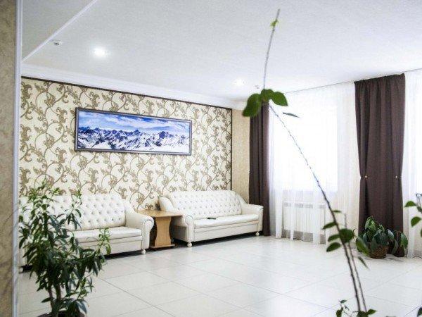 Организация мероприятий в отеле «Alpina Hotel»