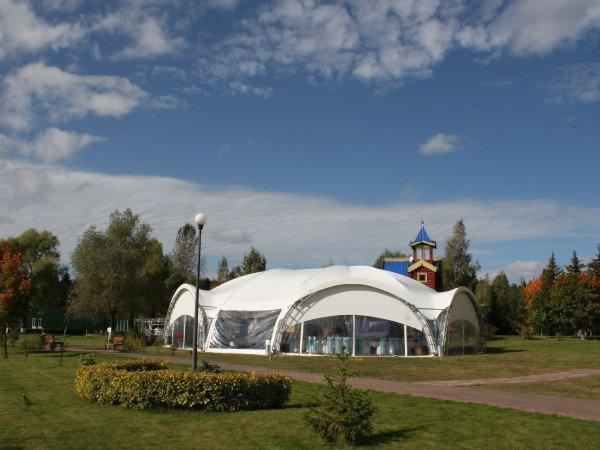 VIP-шатер