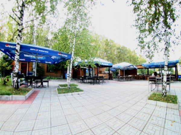 Летнее кафе «Мюнхен»