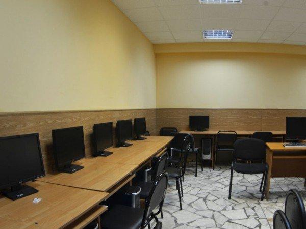Компьютерные залы