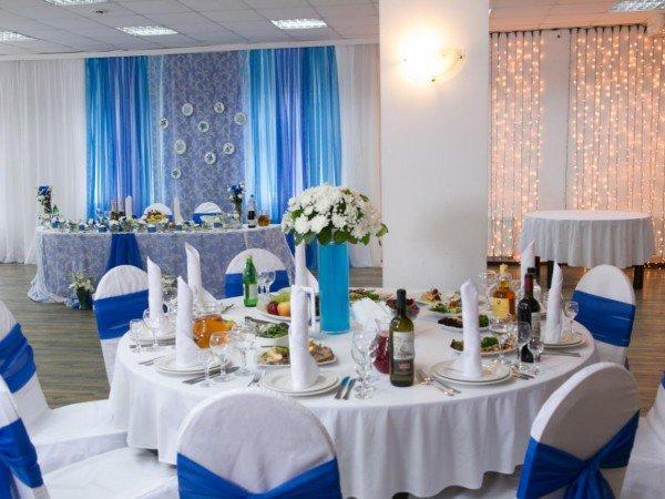 Организация мероприятий в отеле «Анива»