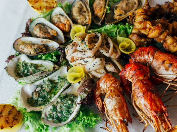 Рыбный ресторан «Абордаж»