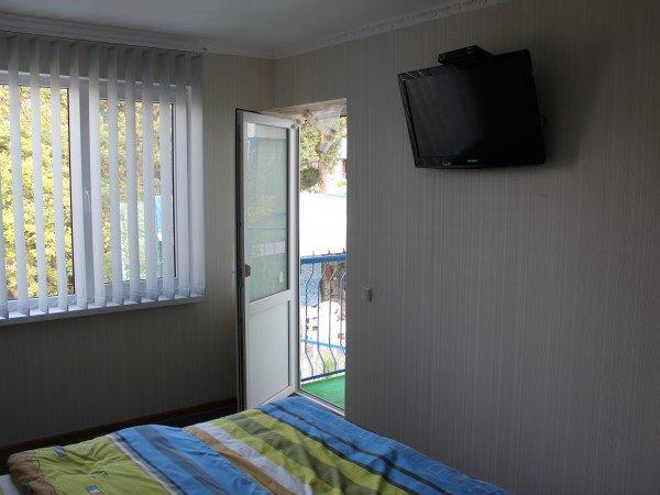 4-местный с балконом