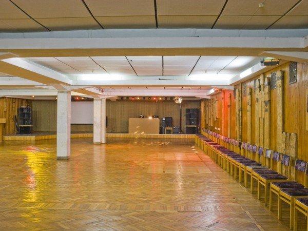 Танцевальный (выставочный) зал