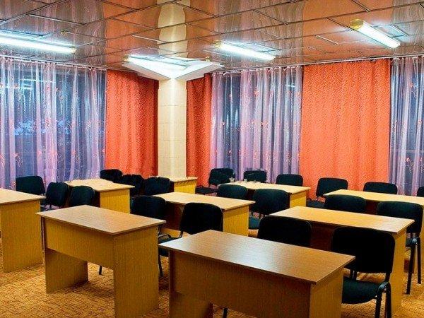 Зал совещаний до 30 мест