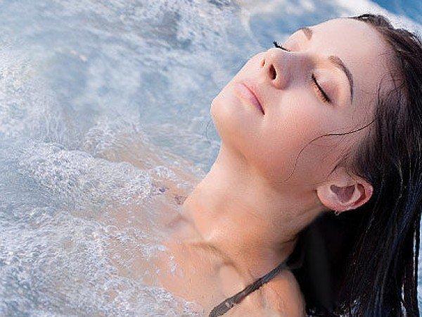 Лечебные ванны и души