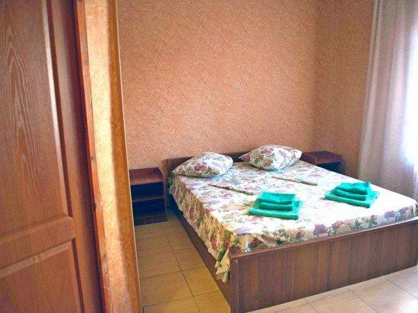 4-местный 2-комнатный семейный номер