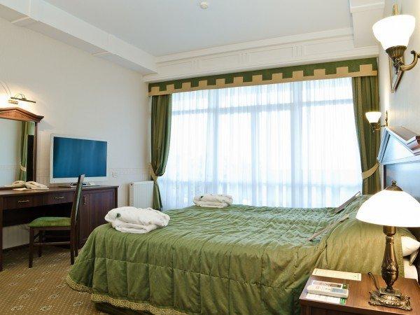 2-комнатный 2-местный номер категории «Люкс море»