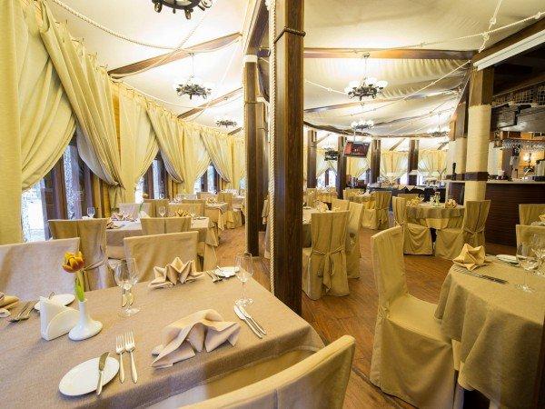 Ресторан «Порто ИСТРА»