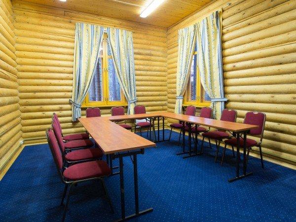 Комнаты для совещаний №1 и №2