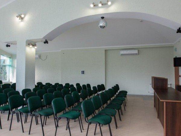 Организация мероприятий в отеле «Демерджи»