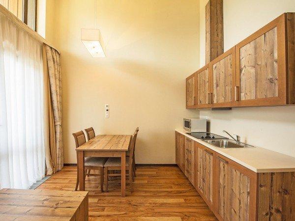 Апартамент без балкона