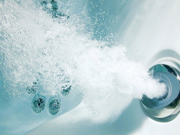 Гидромасажный бассейн