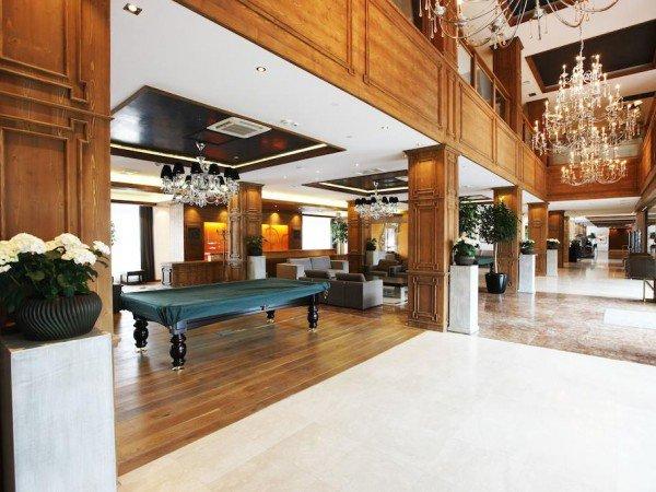 Организация мероприятий в отеле «Поляна 1389 Отель и СПА»