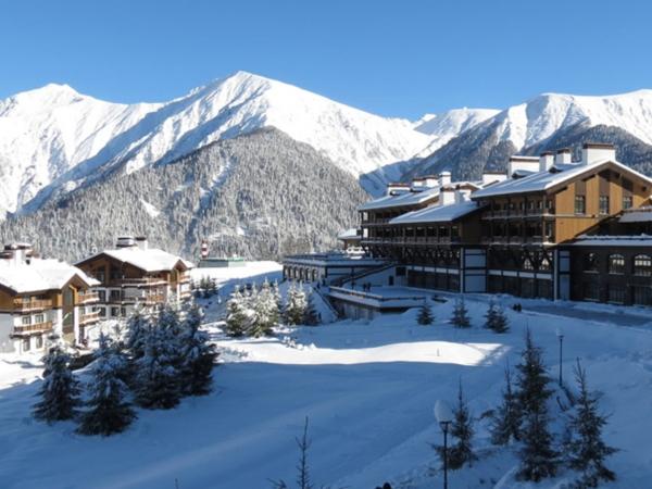 «Поляна 1389 Отель и Спа» признан лучшим горнолыжным отелем на премии GQ Travel Awards