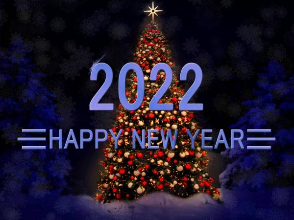 Новогодние праздники 2022 г