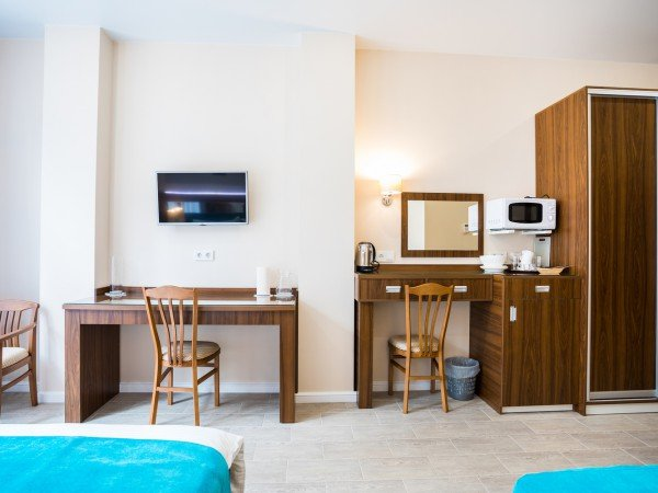 Апартаменты 2-комнатные