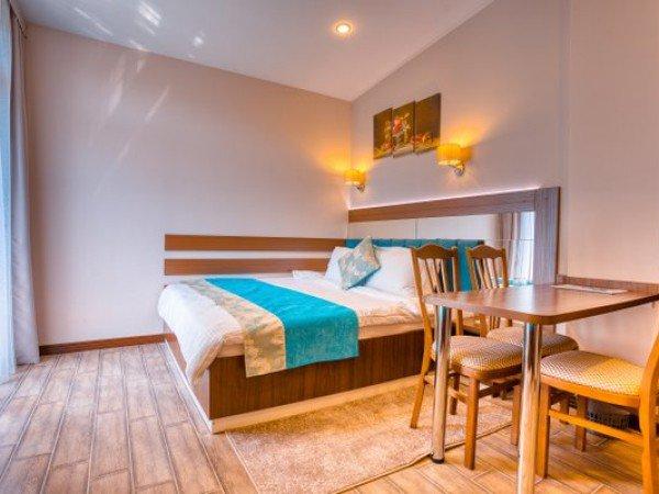 Апартаменты 6-местные 2-комнатные Корпус В