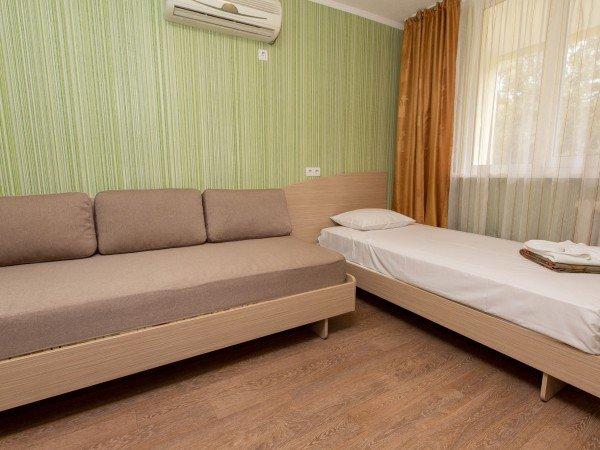 2-х комнатный люкс (1 корпус)