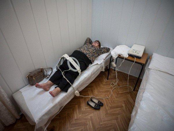 Аппаратная физиотерапия