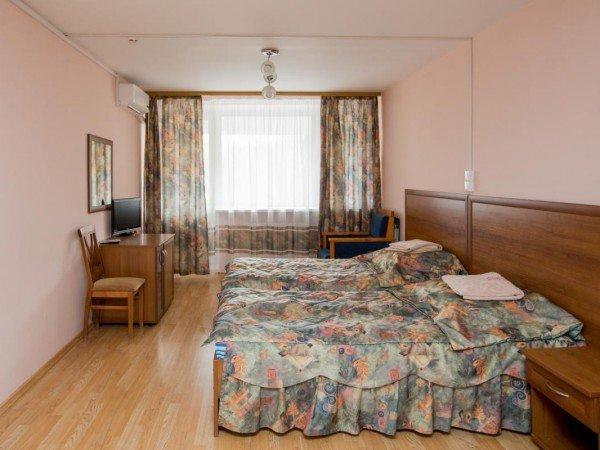 Двухместный Комфорт с раздельными кроватями